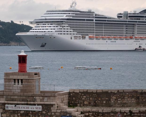 Acitivités du port de Nice