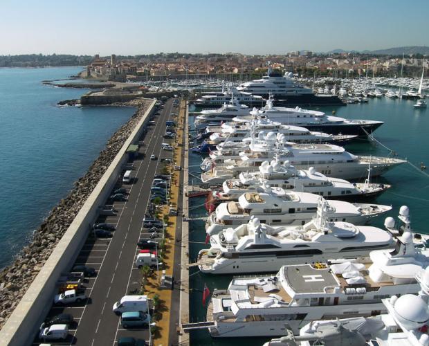 Port Vauban - Antibes - IYCA